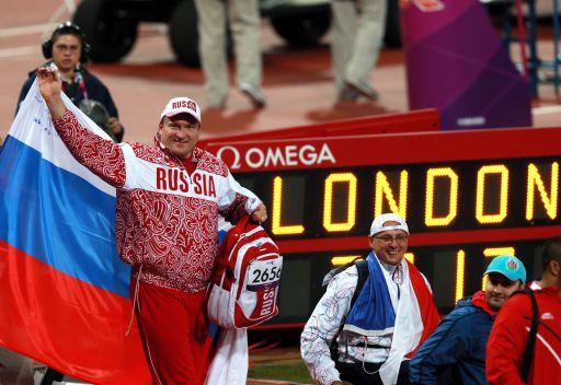 روسيا تحصد 7 ميداليات متنوعة في ختام اليوم الثاني من البارالمبياد