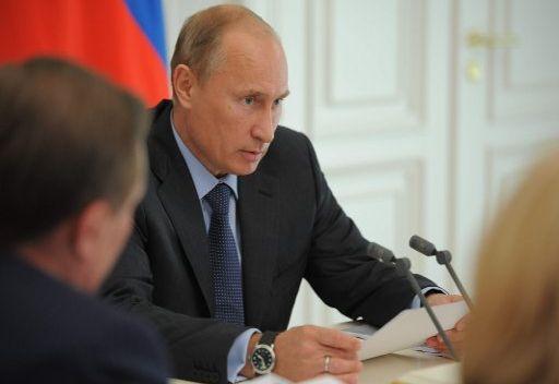 بوتين يدعو الى التقيد باتجاه توازن الميزانية