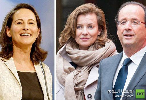 الرئيس الفرنسي يتهرب من تحية أم أولاده فى الأمم المتحدة تجنبا لغضب صديقته