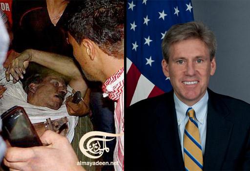 وزارة الداخلية الليبية: مقتل السفير الامريكي بقنصلية بلاده في بنغازي
