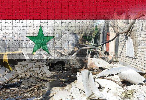 لافروف: بعض الدول تحاول الحيلولة دون تهدئة الوضع في سورية