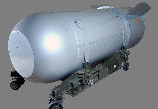 خبر عالمي وكالة: نحو 70 قنبلة ذرية امريكية موجودة في تركيا