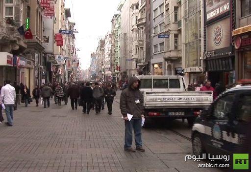 البطالة في تركيا ترتفع إلى 8.4% في يونيو - أغسطس