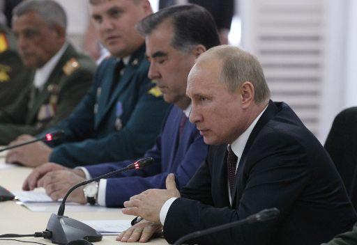 بوتين يعتبر الناتو من