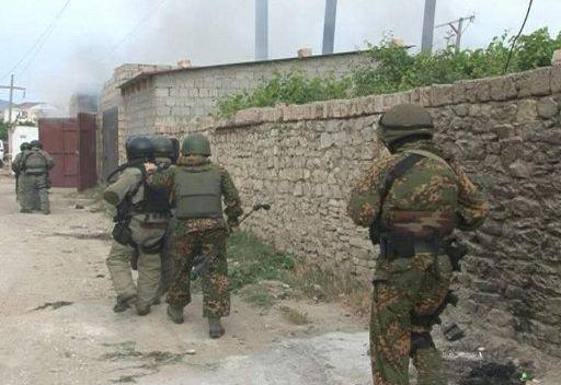أجهزة الأمن الروسية تنفذ عملية واسعة النطاق تهدف إلى تصفية عصابات سرية في شمال القوقاز
