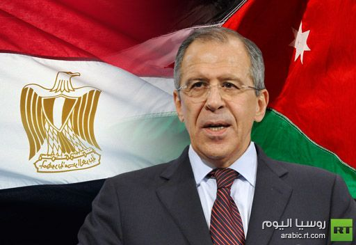 الخارجية الروسية: سيرغي لافروف يزور مصر والاردن من 4 الى 6 نوفمبر/ تشرين الثاني