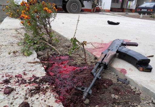 تصفية 4 مقاتلين وإصابة 3 عسكريين روس بجروح في داغستان