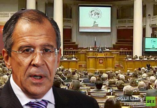 لافروف: روسيا تعتزم زيادة دعم مواطنيها بالخارج