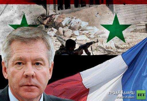الخارجية الروسية:على اللاعبين الخارجيين  اتخاذ الخطوات لوقف العمليات الحربية في سورية