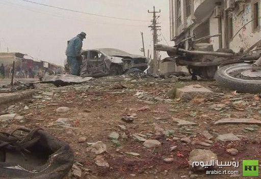 انفجار يودي بحياة 19 أفغانيا كانوا في طريقهم لحفل زفاف