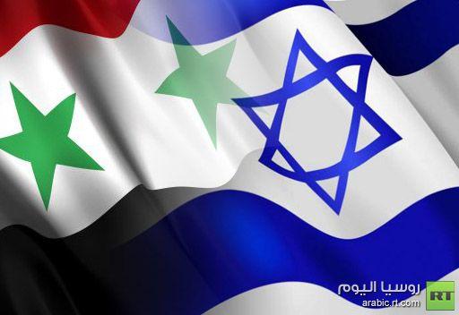 اسرائيل تفند شائعات إجراءها مفاوضات سرية حول السلام مع سورية