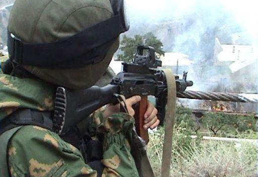 مقتل 3 مسلحين وعسكري واحد جراء تنفيذ عملية خاصة لمكافحة الارهابيين في داغستان
