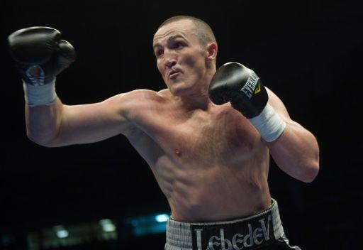 الملاكم الروسي ليبيديف يواجه البنمي جونس في موسكو