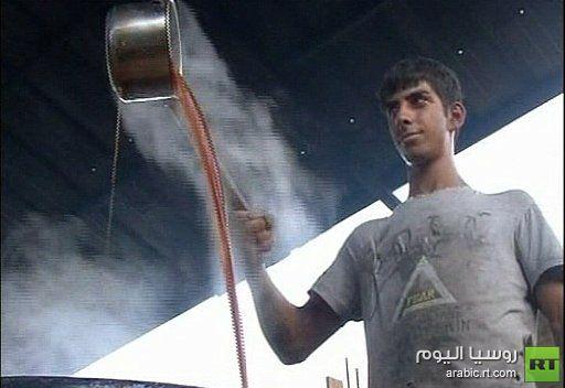 صناعة الدبس في فلسطين.. مهنة نادرة موروثة عن الأجداد