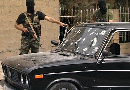 هجوم مسلح على دورية للجيش في داغستان