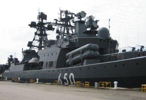 الاركان البحرية الروسية:  سفننا الحربية تغدو اقل انكشافا من قبل الرادارات