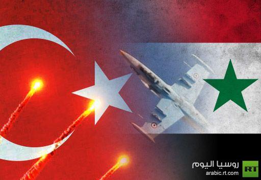 تركيا عاقدة العزم على استهداف الطائرات السورية من على بعد 10 كم عن الحدود