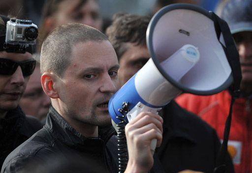 روسيا... توجيه الاتهام رسميا الى سيرغي اودالتسوف منسق الجبهة اليسارية المعارضة