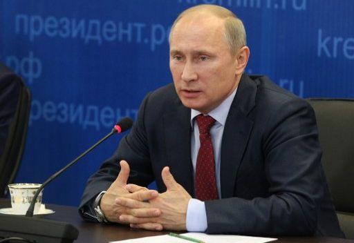 بوتين يحتفل بعيد ميلاده الـ 60