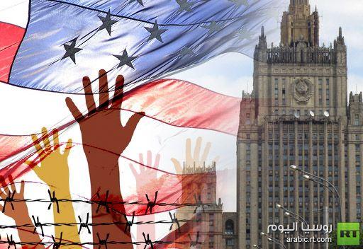 روسيا تنتقد اوضاع حقوق الانسان في الولايات المتحدة