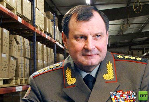 وزارة الدفاع الروسية تقلص مستودعات الصواريخ والذخائر