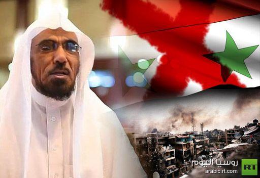 العودة يحث الجهاديين على عدم التوجه لسورية كي لا يتخذهم النظام