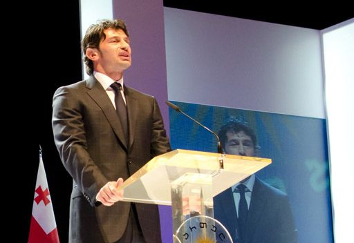 اللاعب كاخا كالادزة مرشح لمنصب نائب رئيس وزراء جورجيا