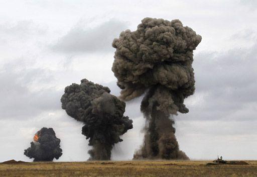 روسيا ... تجربة ناجحة لاطلاق صاروخ باليستي عابر للقارات