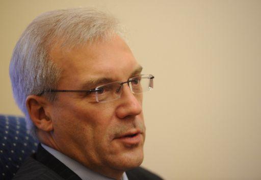 تعيين سيرغي غروشكو مندوبا دائما لروسيا لدى حلف الناتو