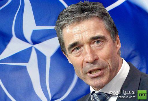 الناتو يمدد صلاحيات أمينه العام سنة خامسة