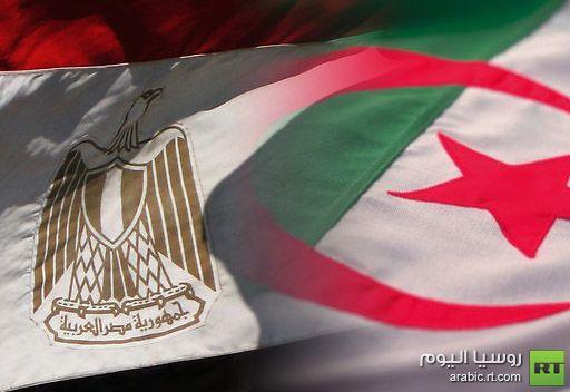 قنديل في الجزائر لدعم العلاقات بين البلدين