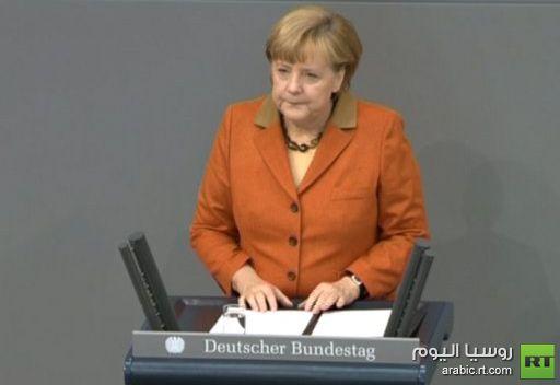 ميركل: أوروبا بحاجة إلى مزيد من حقوق التدخل في ميزانيات دولها