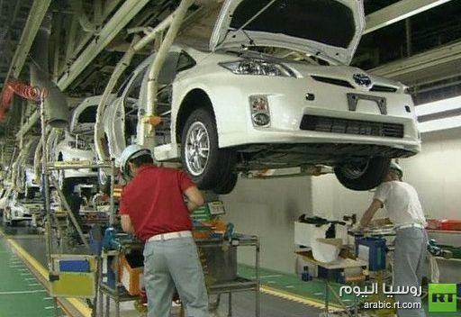 شركات صناعة السيارات اليابانية تنسحب من الصين