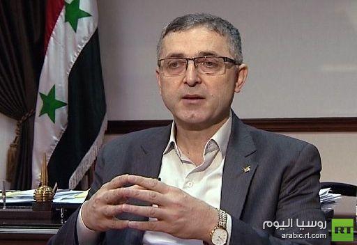 علي حيدر: العفو العام سيساعد على معالجة الأزمة السورية