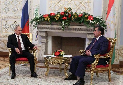 موسكو ودوشنبه توقعان اتفاقية لتمديد بقاء القاعدة العسكرية الروسية في طاجيكستان