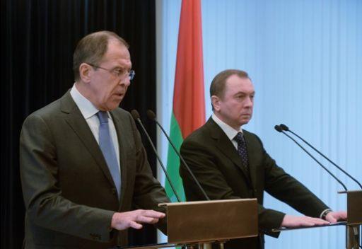لافروف يجدد رفض موسكو للعقوبات أحادية الجانب