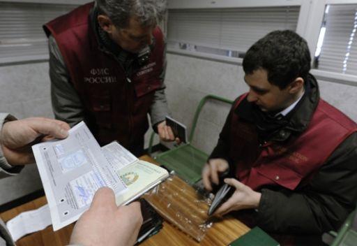 السلطات الروسية توقف 15 سورياً في قرية بوسط البلاد لخرق قواعد الإقامة