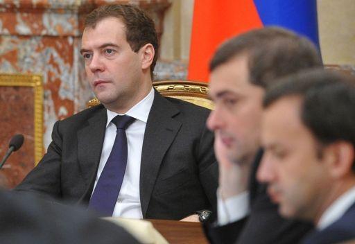 مدفيديف لا يرى جدوى من بقاء روسيا عضوا في بروتوكول كيوتو