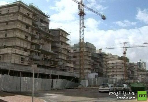 إسرائيل تقرر بناء 3000 وحدة استيطانية في القدس والضفة