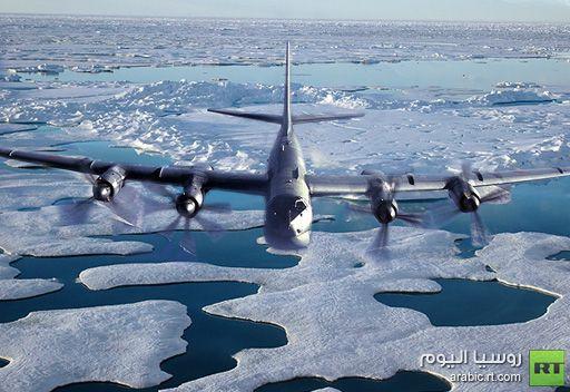 قاذفات قنابل إستراتيجية روسية تنفذ دوريات جوية فوق مياه المحيط المتجمد الشمالي