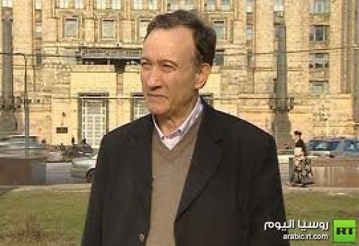 مناع: زيارة موسكو لايجاد حل تجمع عليه دول مجلس الأمن الـ 5 ويكون ملزماً