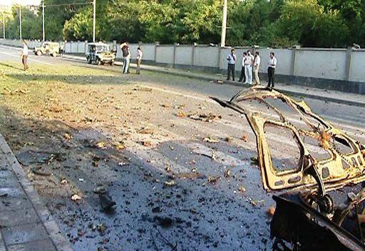 مقتل رجليْ شرطة ومدني واحد جراء انفجار عبوة ناسفة في داغستان