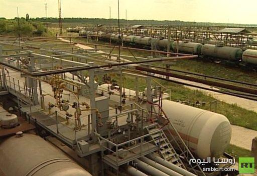 روسيا تخفض رسوم صادرات النفط إلى 404.5$ للطن