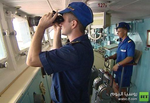 سفن حربية روسية تنوي زيارة ميناء إيراني