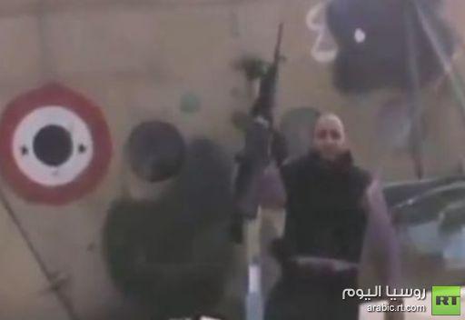 سورية.. مسلحون يحتلون جزئيا مطارا عسكريا قرب دمشق