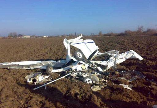 تحطم طائرة خفيفة خاصة في إقليم كراسنودار الروسي