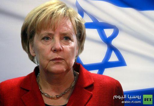 ميركل: عملية إسرائيل ضد حركة حماس مبررة