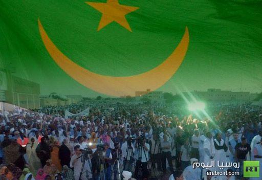 مظاهرات في نواكشوط