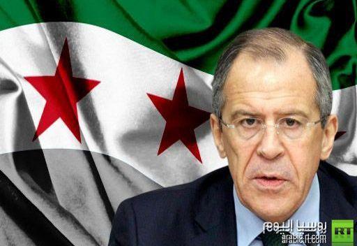 لافروف: ممثلو هيئة التنسيق الوطنية السورية سيزورون روسيا قريبا