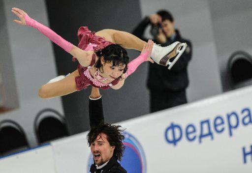 الثنائي كاواغوتي – سميرنوف الأفضل في التزلج الفني
